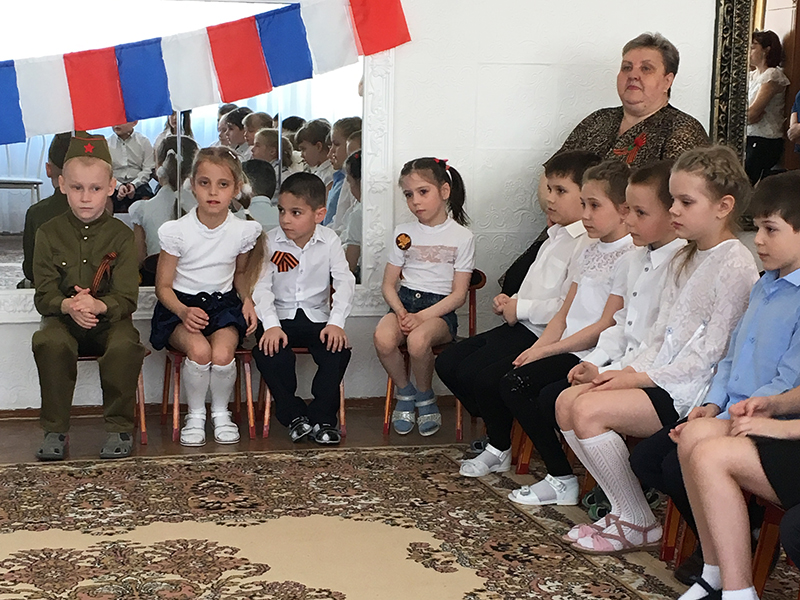 Всквере наМолодогвардейской пройдет концерт коДню Победы