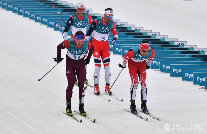 Русские лыжники завоевали серебро ибронзу наОлимпиаде вПхенчхане— Очередная победа