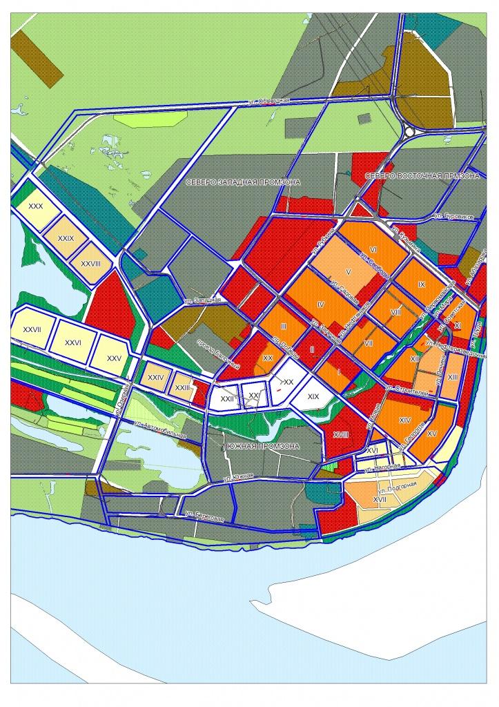Карта города (30%)